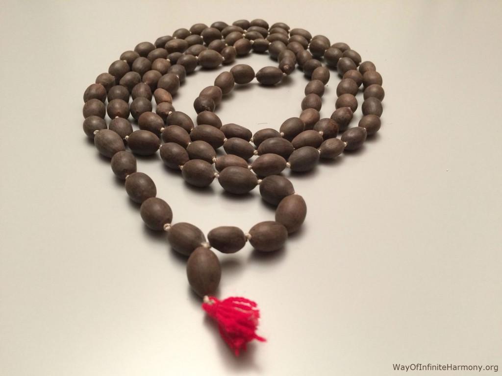 Lotus Seed Mala